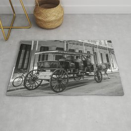 Going back to New Orleans Rug