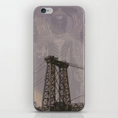 Buddha Bridge iPhone & iPod Skin