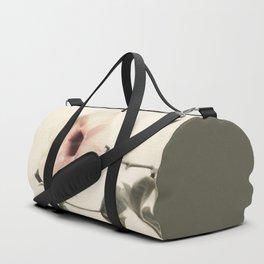 Indian Flower Duffle Bag