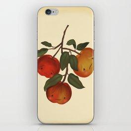 Crabby Apples iPhone Skin
