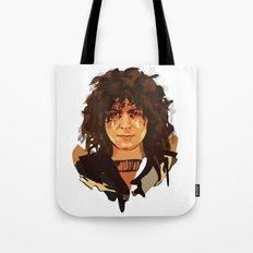 Marc Bolan Tote Bag