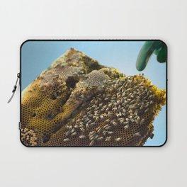 caribbean bees Laptop Sleeve