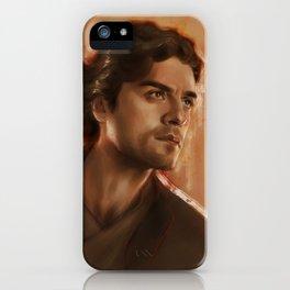 Poe Dameron iPhone Case