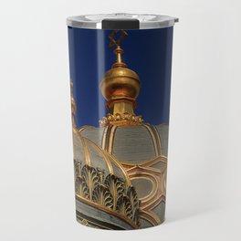 Berlin Synagogue Dome Travel Mug