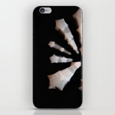 shooting stars iPhone & iPod Skin