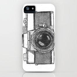 Kamera iPhone Case