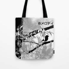 Evening melody Tote Bag