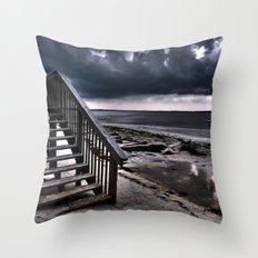 Can You Sea What I Sea Throw Pillow
