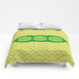 Peas in a Pod Comforters
