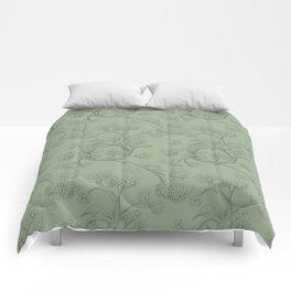 The Night Gardener - Endpapers Comforters