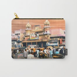 Old Dehli Carry-All Pouch