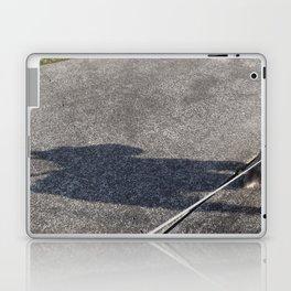 Schnauzer Shadow  Laptop & iPad Skin