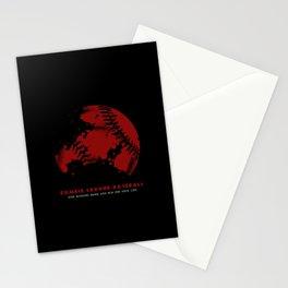 ZLB Baseball Stationery Cards