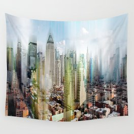 I love New York Wall Tapestry