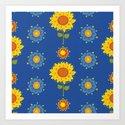 Sunflowers of Ukraine by rusanovska