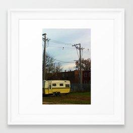Rural Chicago #2 Framed Art Print