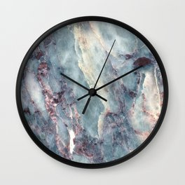Marble Art V 15 #society6 #decor #lifestyle #buyart Wall Clock
