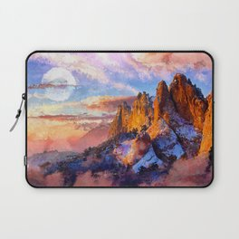Artwork - Colorado Mountains Laptop Sleeve