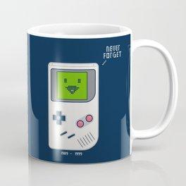 1989-1999 Coffee Mug