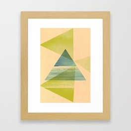 Point Reyes PM Framed Art Print
