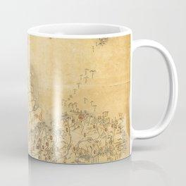 Map of Zhili and Shandong, China (c1855-1870) Coffee Mug