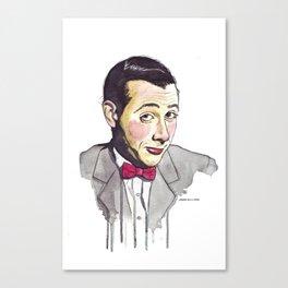 Pee Wee Canvas Print