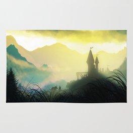 The Mountain Pass Rug