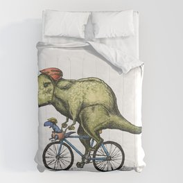 Dino Cycler Comforters