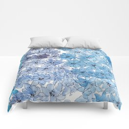 Light Blues Comforters