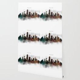 Dallas City Skyline Wallpaper