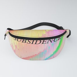 Subsidence Fanny Pack