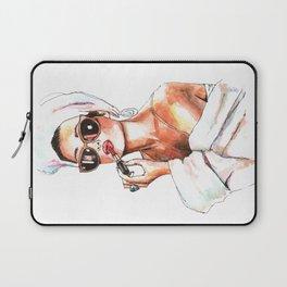Fashion Lady Laptop Sleeve