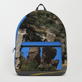 Scenic Bonita Canyon Road Backpack
