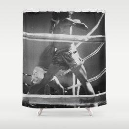 MUAY THAI Shower Curtain