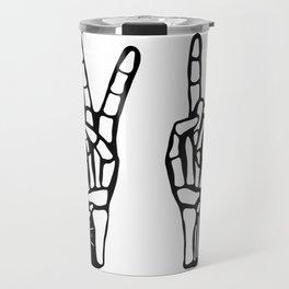 Skeleton 21 Travel Mug
