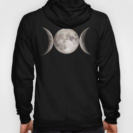 Triple Moon Hoody