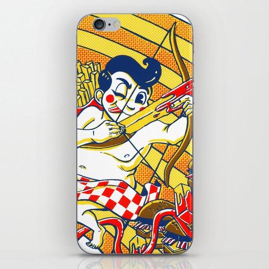 Fast Food America iPhone & iPod Skin
