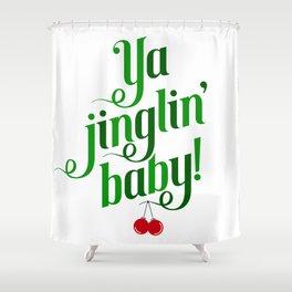 Ya Jinglin, Baby! Shower Curtain