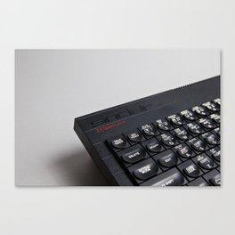 ZX Spectrum+ Canvas Print