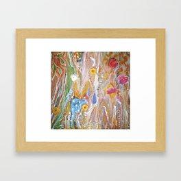 no. 31 (summertime) Framed Art Print