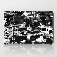 punk iPad Cases featuring Punk by HEADBANGPARTY