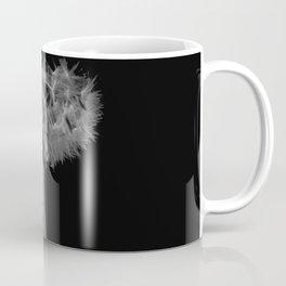 Monochromatic dandelion Coffee Mug