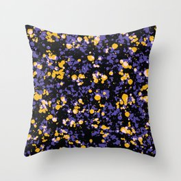 *SPLASH_COMPOSITION_56 Throw Pillow