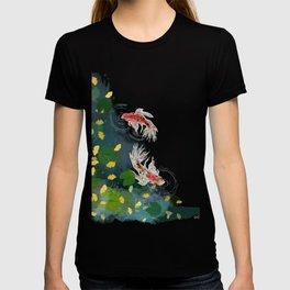 Ginkgo Pond T-shirt