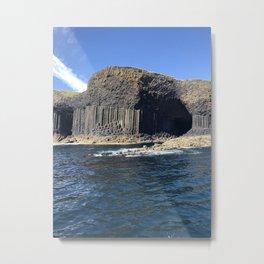 cliff Metal Print