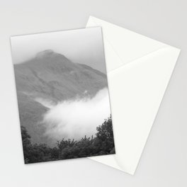 Mountain in the Clouds Stationery Cards