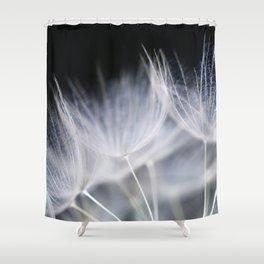 Fibrous Shower Curtain
