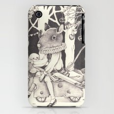 Sally Forth iPhone (3g, 3gs) Slim Case
