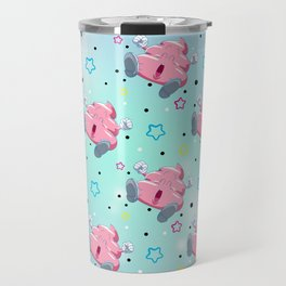 Pink Poo Travel Mug