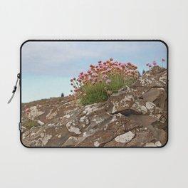 Giant's Causeway flowers Laptop Sleeve